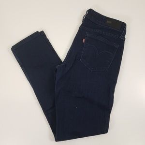 Levi's Denim Curve Skinny Jeans